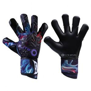 Elite Sport Black Solo Goalkeeper Gloves
